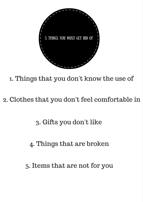 5-things-you-must-get-rid-of